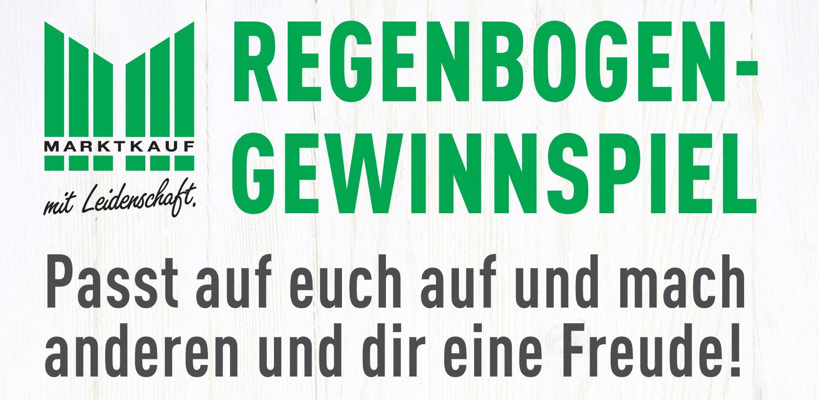 REGENBOGEN-AKTION!